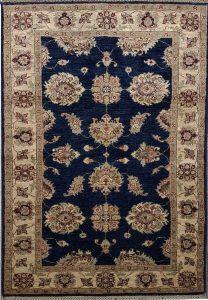 שטיח פרסי עבודת יד קולקציה זיגלר דגם 727