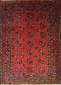 שטיח פרסי עבודת יד קולקציה בלוץ' דגם 1656
