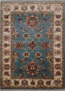 שטיח פרסי עבודת יד קולקציה זיגלר דגם 721