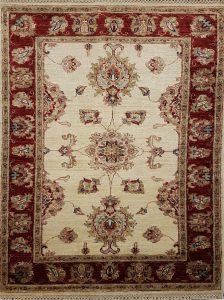 שטיח פרסי עבודת יד קולקציה זיגלר דגם 722