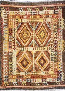 שטיח עבודת יד קילים דגם 1720 ציבעוני