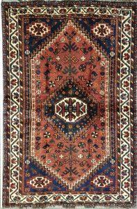 שטיח פרסי קולקציה שיראז דגם 1032 בעבודת יד