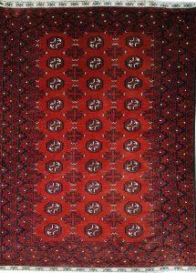 שטיח פרסי עבודת יד קולקציה בלוץ' דגם 1653